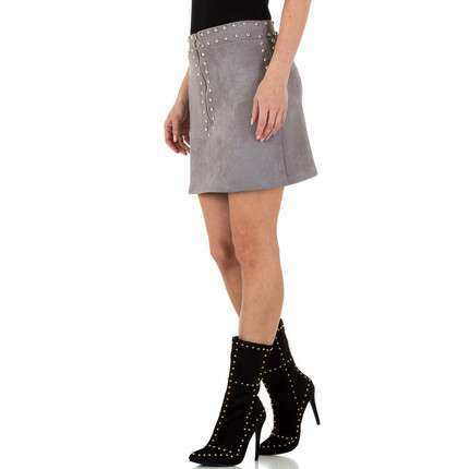 Damen Rock - grey