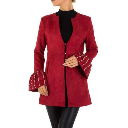 Damen Jacke von Emmash Paris - winered