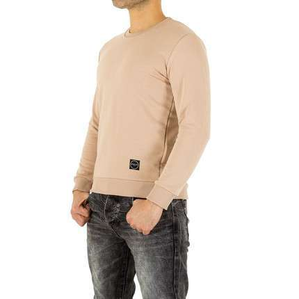 Herren Sweatshirt von Uniplay - cream