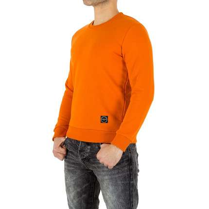 Herren Sweatshirt von Uniplay - orange