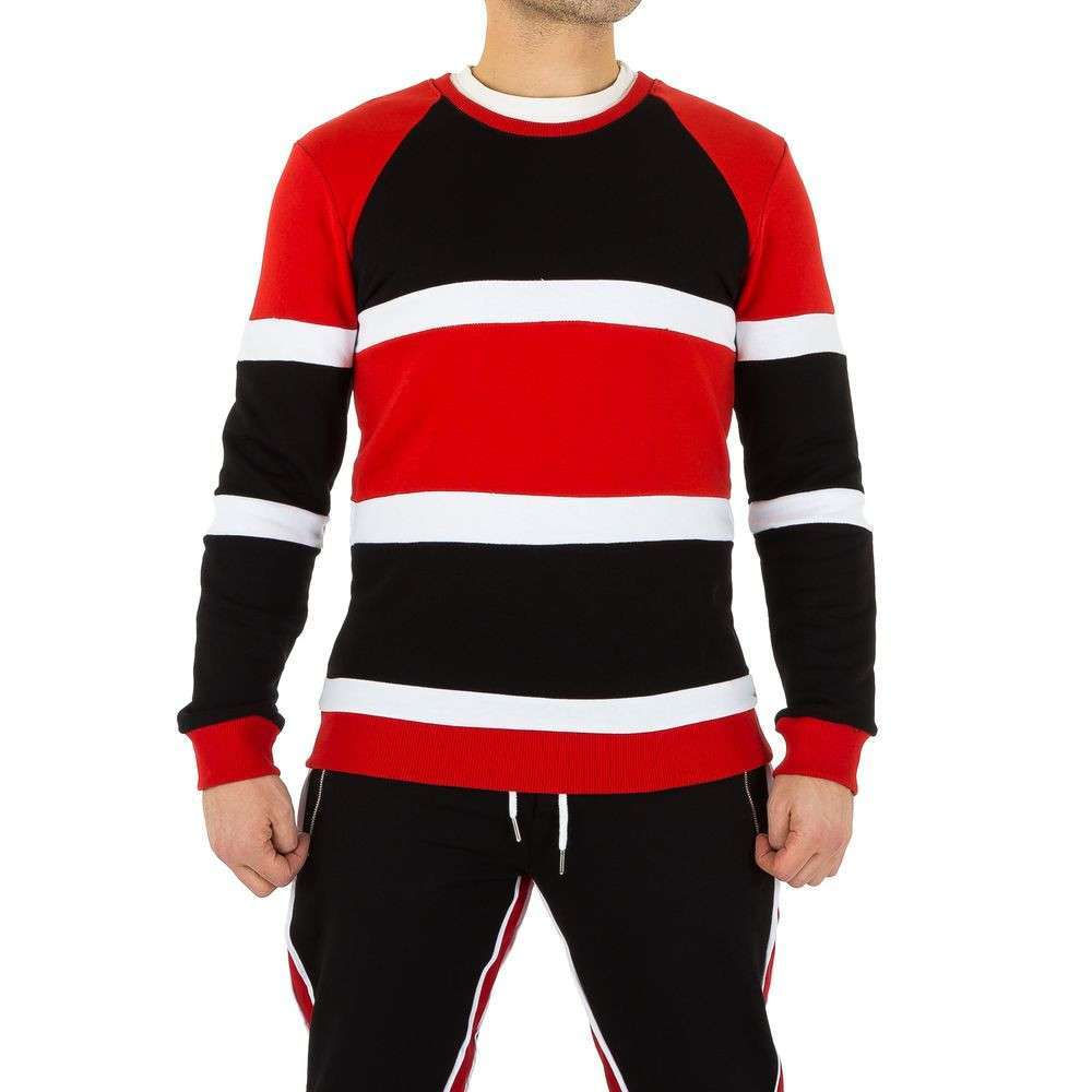 Hanorac pentru bărbați marca Uniplay - roșu