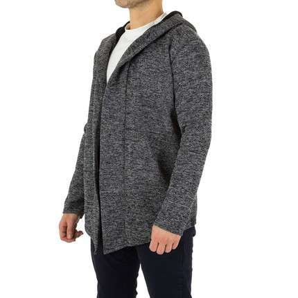 Herren Strickjacke von Uniplay - black
