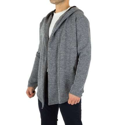 Herren Strickjacke von Uniplay - grey