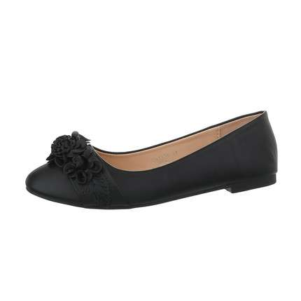 Damen Ballerinas - black