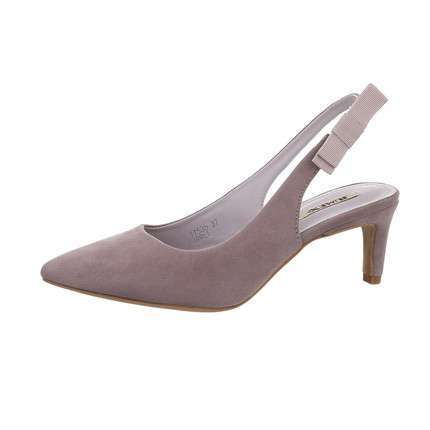 Damen Klassische Pumps - purple