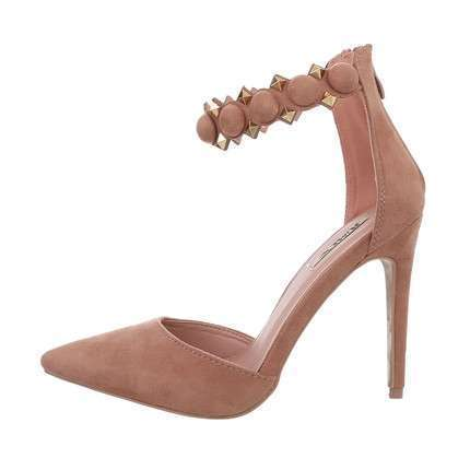 Damen High-Heel Pumps - pink