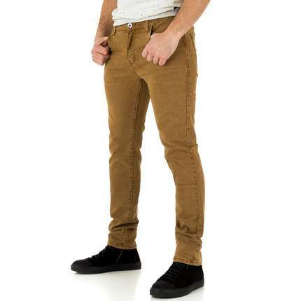 Herren Jeans von TF Boys Denim - camel
