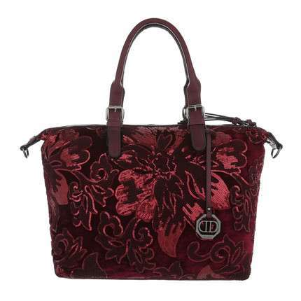 Damen Shopper-wine