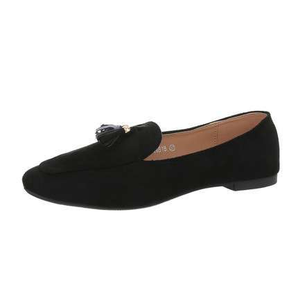 Damen Slipper - black