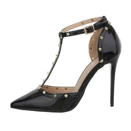 Damen High-Heel Pumps - black