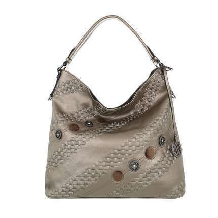Damen Shopper-gold