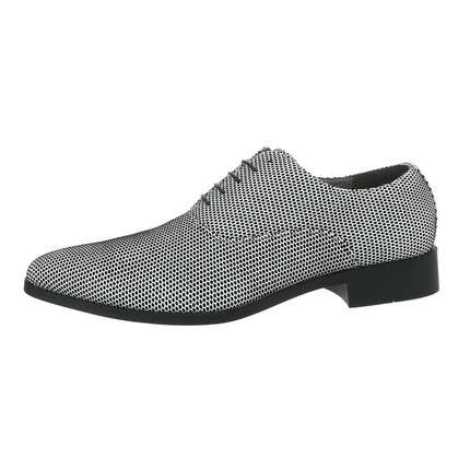 Herren Businessschuhe - white