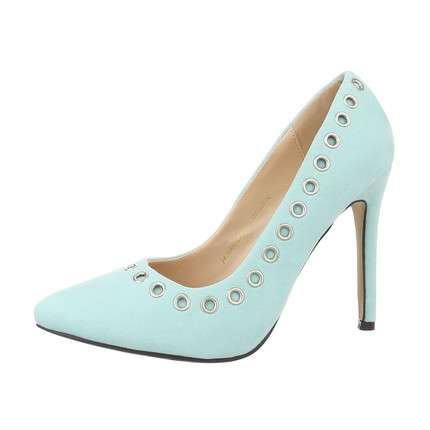 Damen High-Heel Pumps - LT.blue