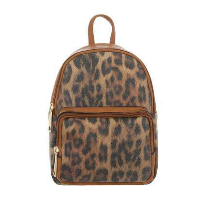 Damen Rucksack-brown