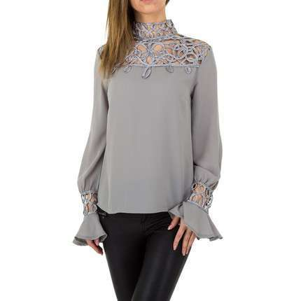 Damen Bluse von Emmash Paris - grey