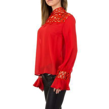 Damen Bluse von Emmash Paris - red
