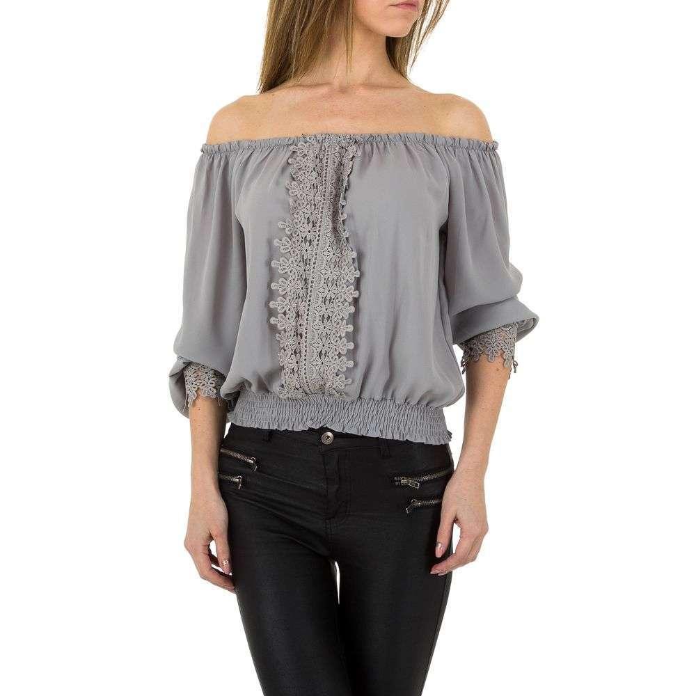 Bluză de damă de la Emmash Paris - gri
