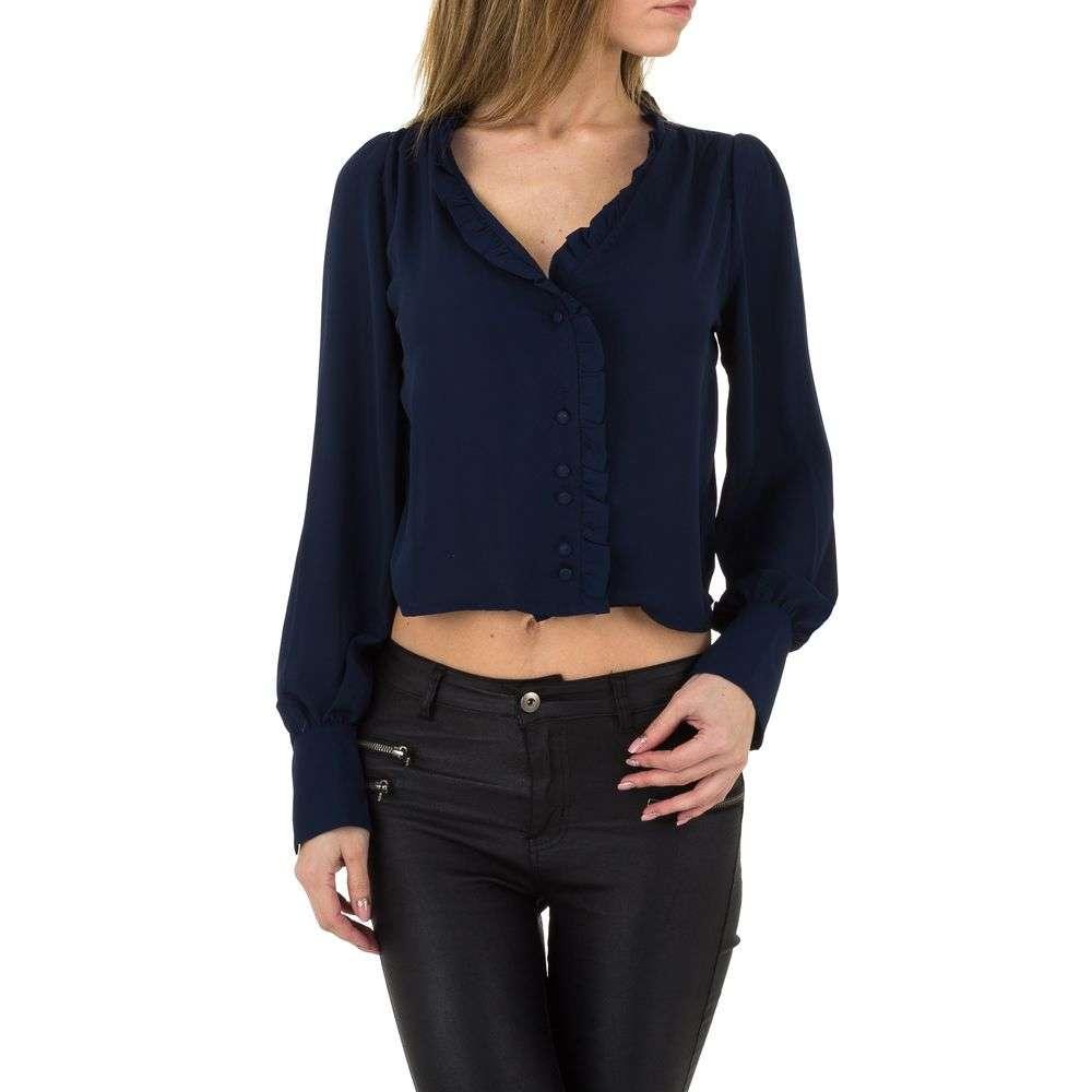 Bluză de damă de Emmash Paris - D.albastră