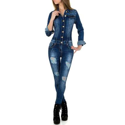 Damen Overall von Original Denim - blue