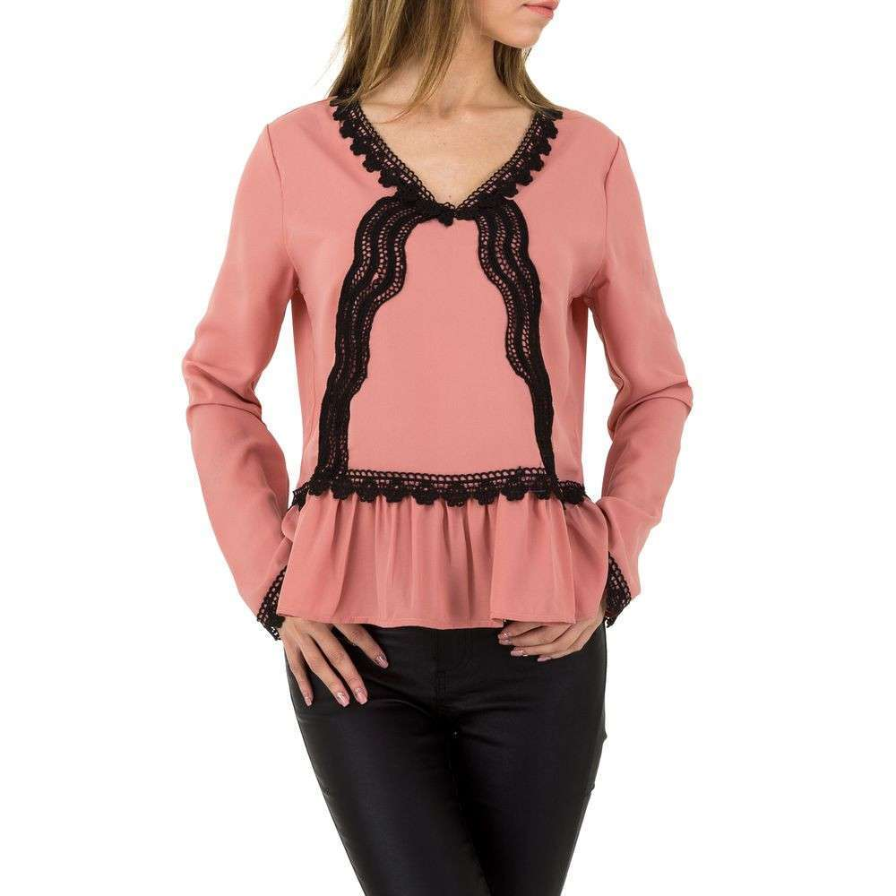 Bluză de damă de la Emmash Paris - roz