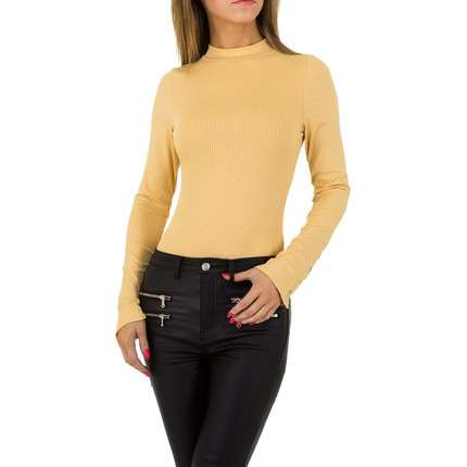 Damen Body von JCL - yellow