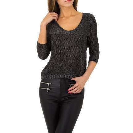 Damen Sweatshirt von JCL - black