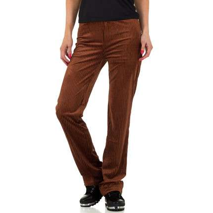 Damen Hose von JCL - brown