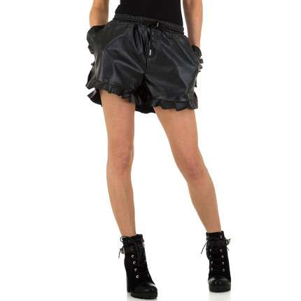 Damen Shorts von JCL - black