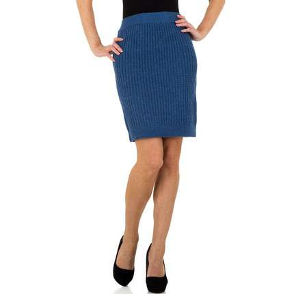 Damen Rock von JCL Gr. One Size - blue
