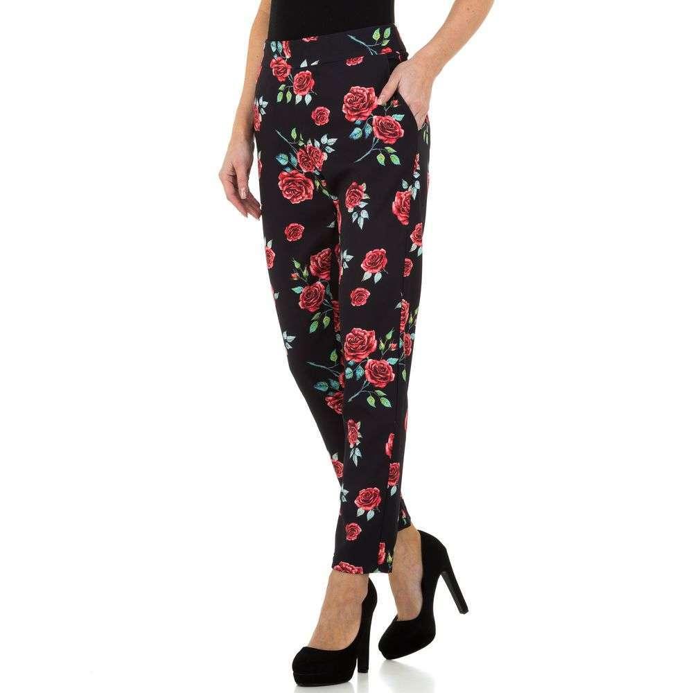 Pantaloni de dama de la JCL - negru - image 2