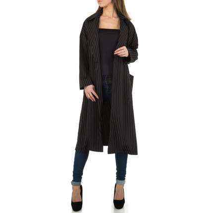 Damen Mantel von JCL Gr. One Size - black