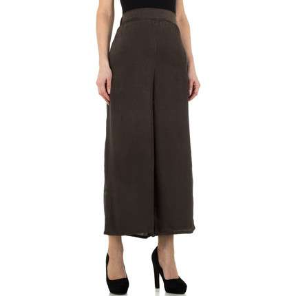 Damen Hose von JCL - coffee
