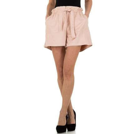 Damen Shorts von JCL - rose