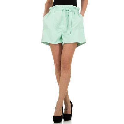 Damen Shorts von JCL - turkis