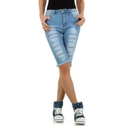 Damen Shorts von Daysie - blue