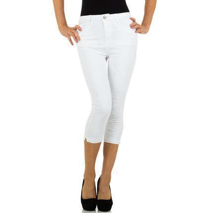 Damen Jeans von Naumy - white