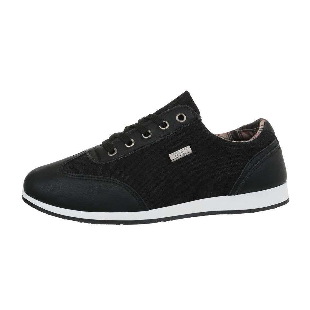 Chaussures casual homme - noir
