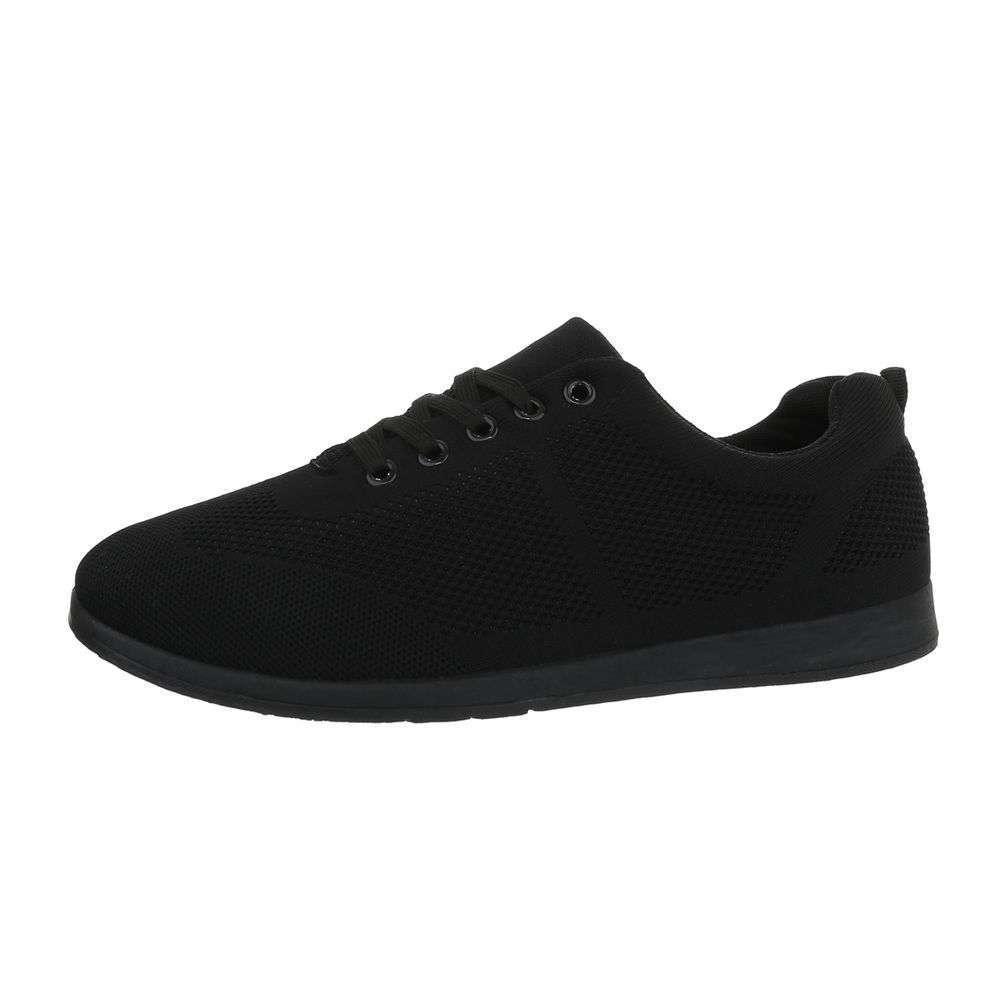 Pantofi casual pentru bărbați - negri