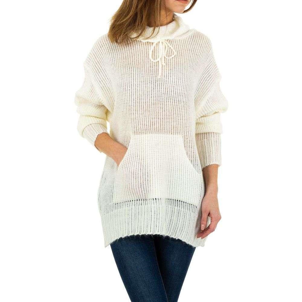 Pulover pentru femei by Emma% 26Ashley Gr. O singură mărime - alb - image 1