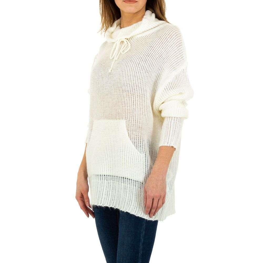 Pulover pentru femei by Emma% 26Ashley Gr. O singură mărime - alb - image 2