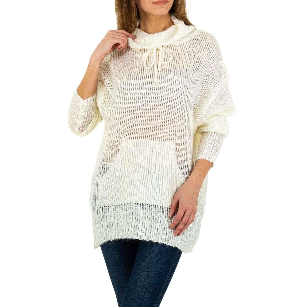 Pulover pentru femei by Emma% 26Ashley Gr. O singură mărime - alb - image 4