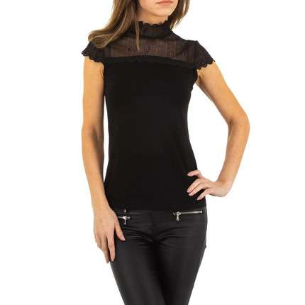 Damen Bluse von Emma&Ashley - black