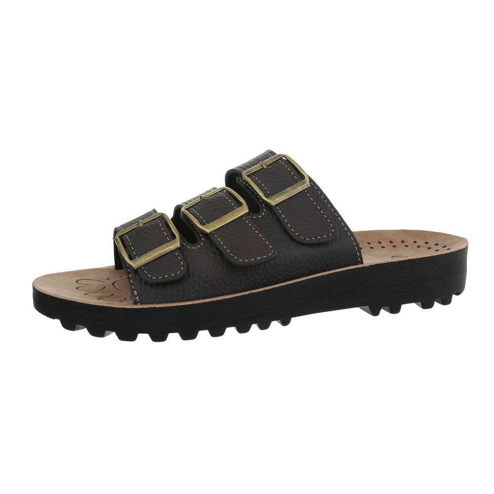 Sandale pentru bărbați - maro