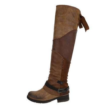 658347e601304c Großhandel für Damen Overknee Stiefel