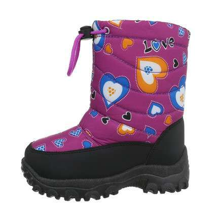 Kinder Stiefeletten - purple