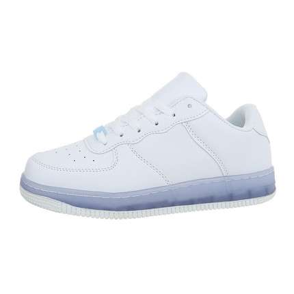 Damen Low-Sneakers - whiteblue
