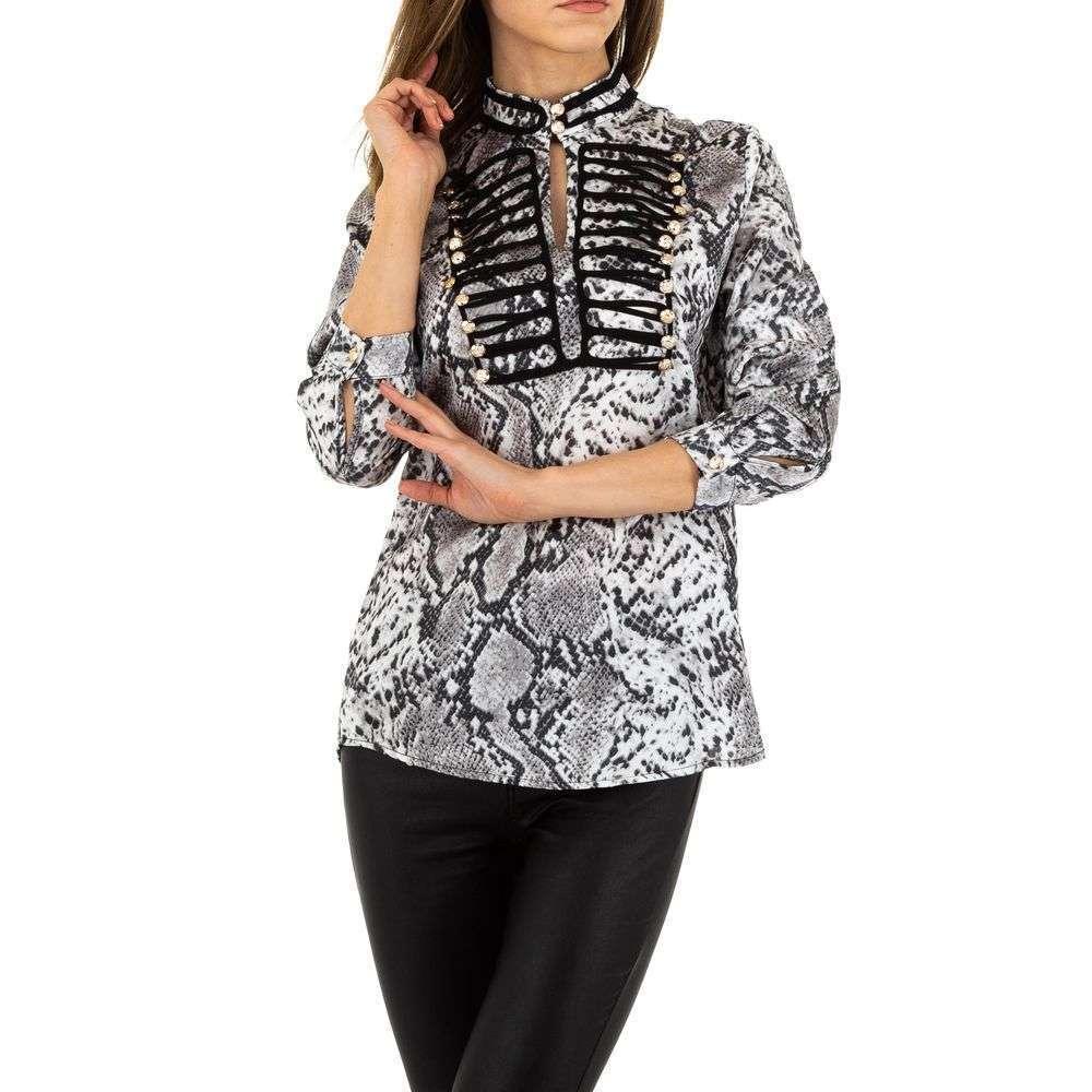 Bluză de damă marca SHK Paris - gri