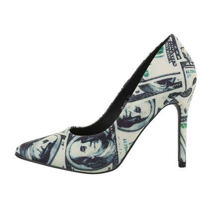 Damen High-Heel Pumps - dollar