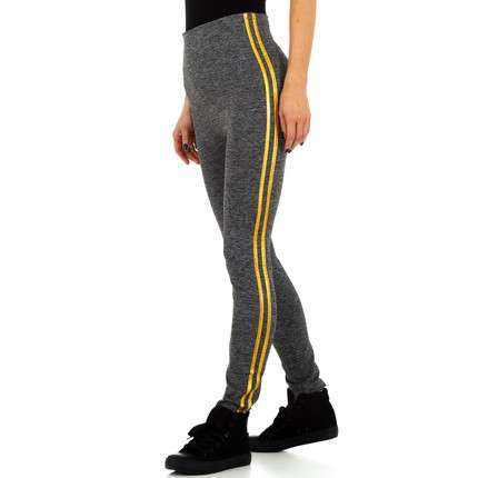 Damen Leggings von Holala Gr. One Size - gold