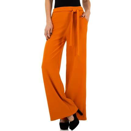 Damen Hose von Holala - orange